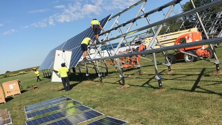 Solar installer files court case versus Hydro, alleges mismanagement, inducement
