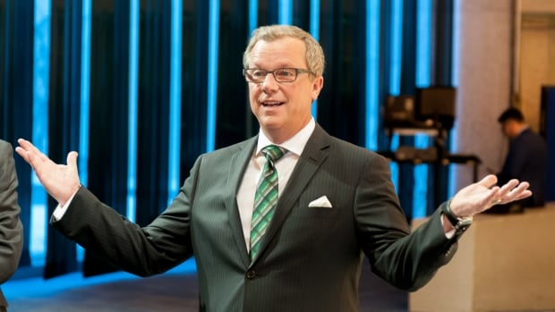 Political scientist Tom McIntosh said a major challenge the Saskatchewan Party faces is that 'it has been built and run itself in the image of Brad Wall.'
