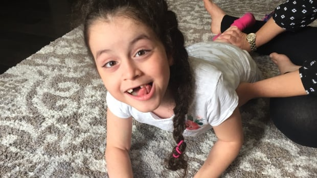 After being born months premature, Lamitta El-Roz sustained brain damage that left her with cerebral palsy.
