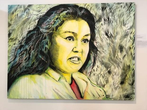 Kristina Kane portrait