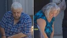 Elmer Percy Higgins, 65, and Karen Marie Higgins, 49
