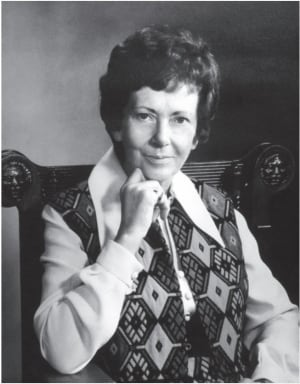 Dr. Mildred Vera Peters
