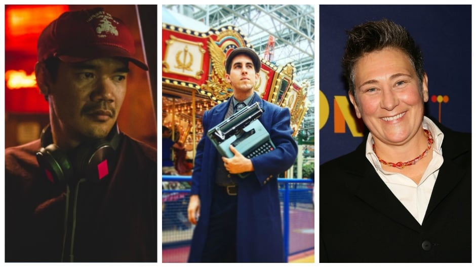 Director Destin Daniel Cretton, poet Brian Sonia-Wallace and musician k.d. lang are featured on the August 11 episode of q.