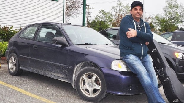 It may not look like much, but owner Ranj Singh, who dubbed his Honda Civic Purple Haze, says this mobile repository of family history and memories is irreplaceable.