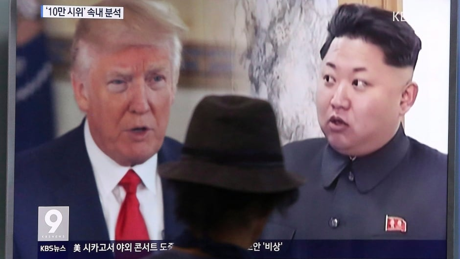 'All Options Are On the Table' in Dealing With North Korea