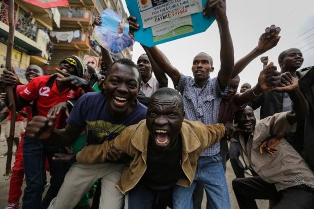 KENYA ELECTION RESULTS AFTERMATH