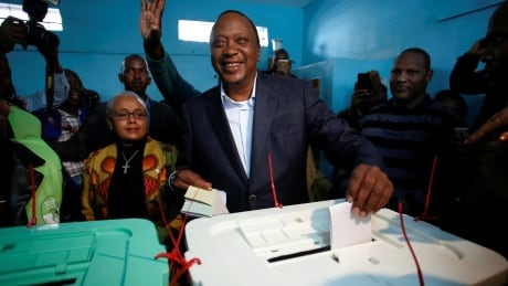 KENYA-ELECTION/