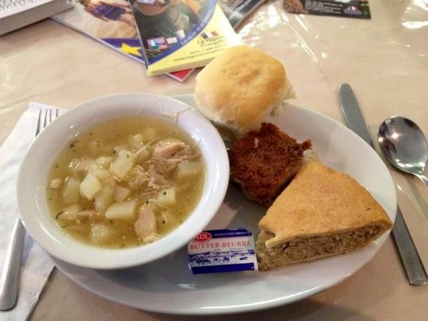 Acadian Food
