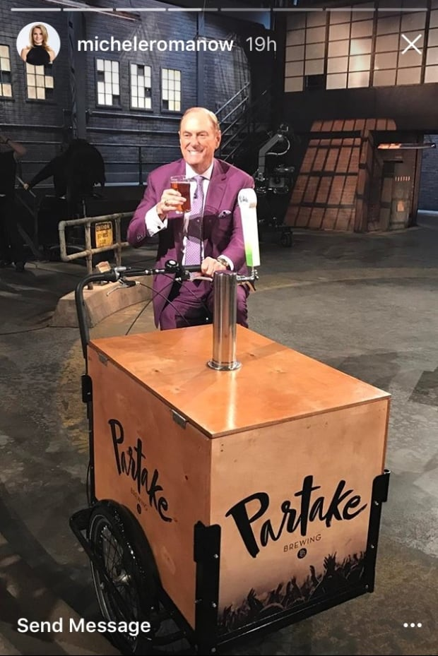Partake Brewing Dragons' Den