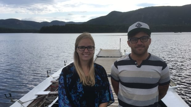 Jaime Gazley and Jeff Griffin are hoping to make Saturday's regatta a community event that will be a staple race in the provincial rowing circuit.
