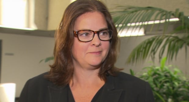 Justice Minister Heather Stefanson.