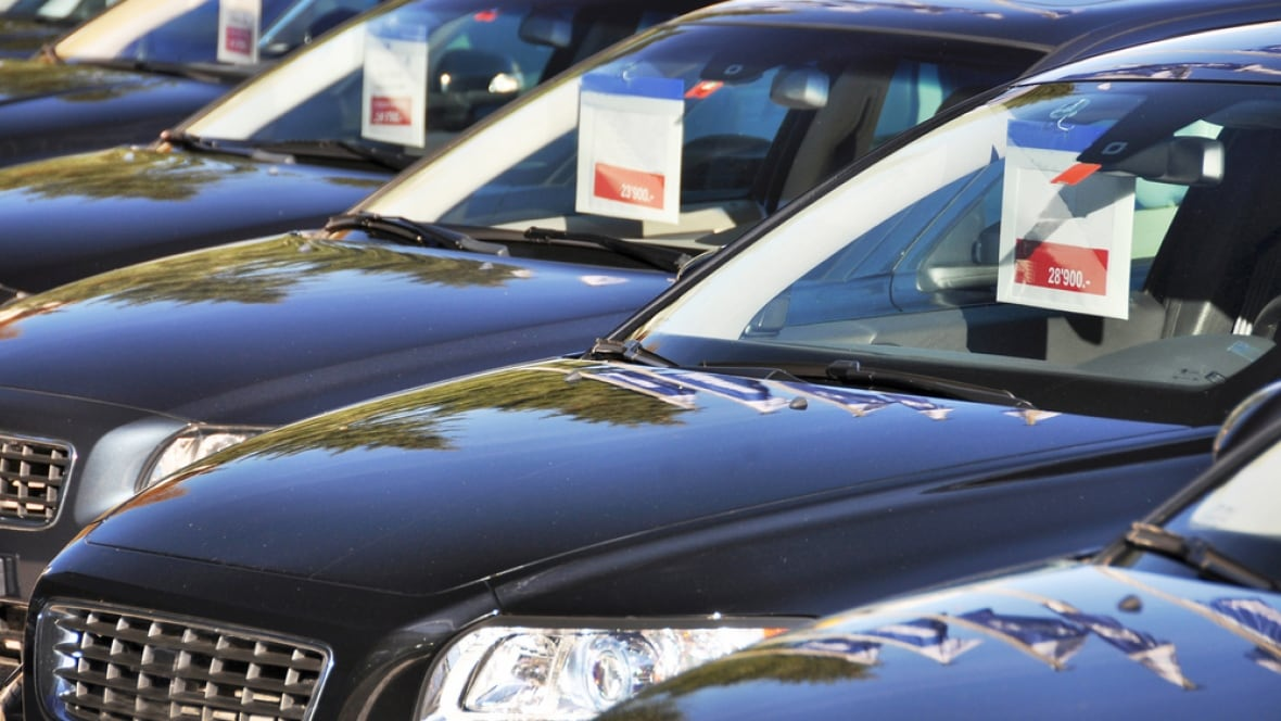 warning issued about 2 unlicensed car dealerships on vancouver island british columbia cbc news