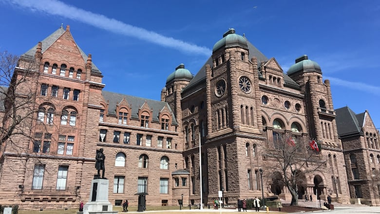 Ontario releases its annual Sunshine List of top public sector salaries