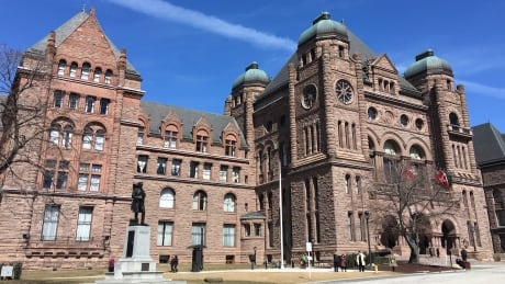 Queen's Park - Ontario Legislature