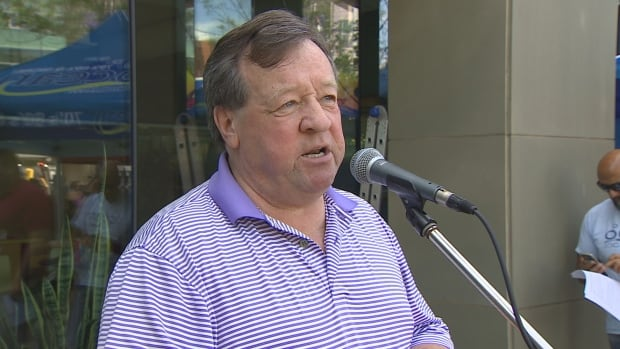 Charlottetown Mayor Clifford Lee kicked off Old Home Week at the annual barbecue taking place downtown.
