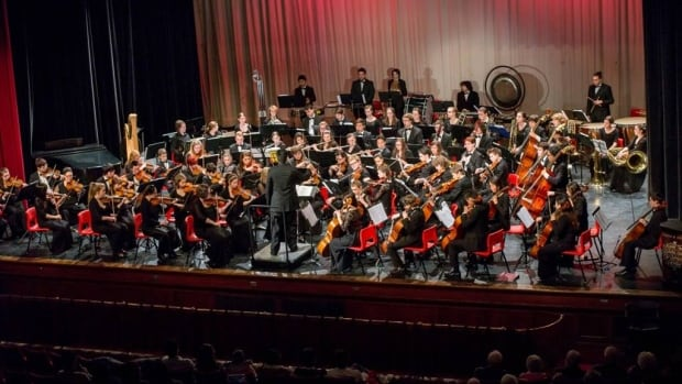 The New Brunswick Youth Orchestra had their YouTube video viewed more than one million times.