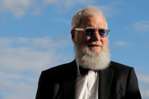 David Letterman RTS15L18