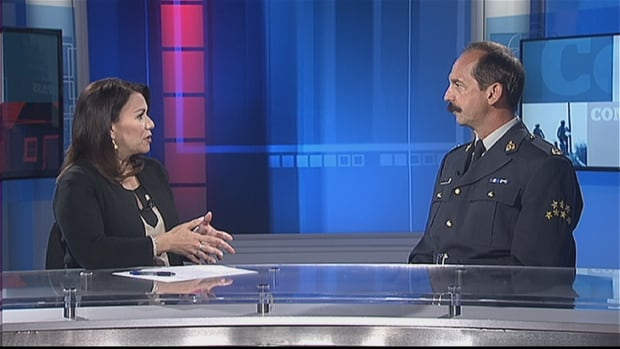 RCMP Staff Sgt. Kevin Baillie says the government's proposal is worth consideration.