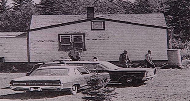 Peterson farmhouse