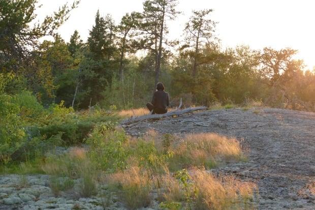 Drummer on Lone Island Lake - Great Water Gathering