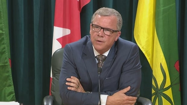 Premier Brad Wall, who announced his retirement from politics on Aug. 10, 2017, is not picking favourites but says he's expecting a competitive race for Saskatchewan Party leader.