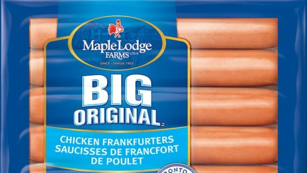 Maple Lodge Farms and Zabiha Halal brand chicken frankfurters have been recalled nationally due to the potential presence of bone fragments.