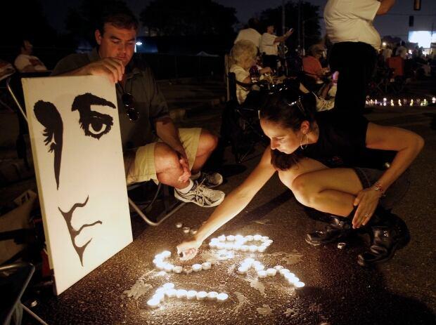 Elvis Presley Death Anniversary