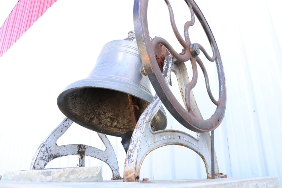 Stony Mountain Prison Bell