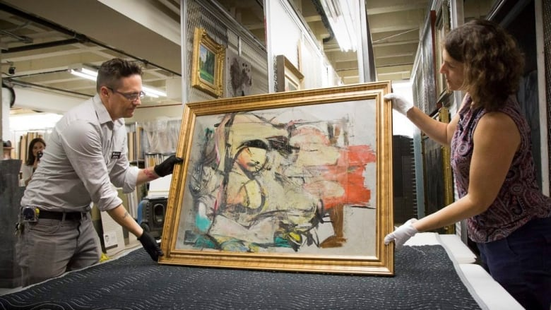 Museum gets back stolen piece by modern master 30 years later