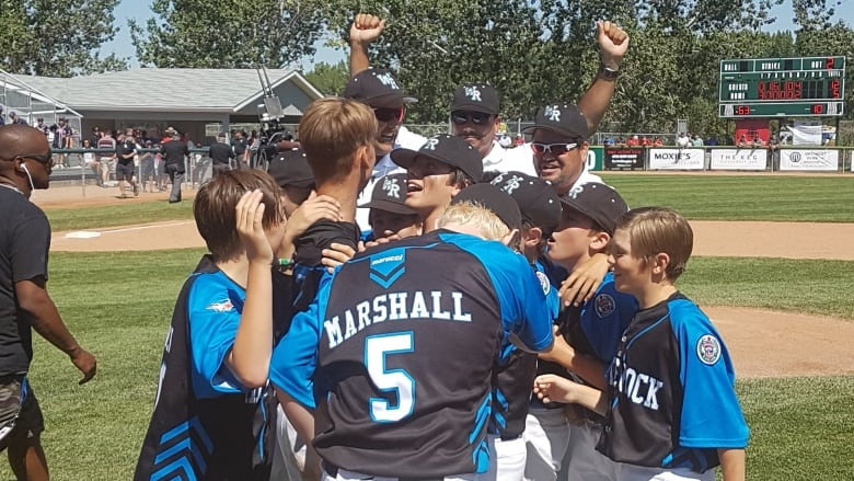 Canada's Little League team looks to change the narrative at World Series