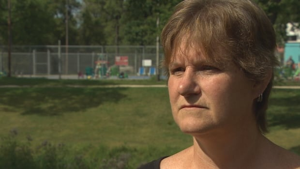 Nancy Pelletier says long waits at Happyland Outdoor Pool are making it next to impossible to go for a summer swim.