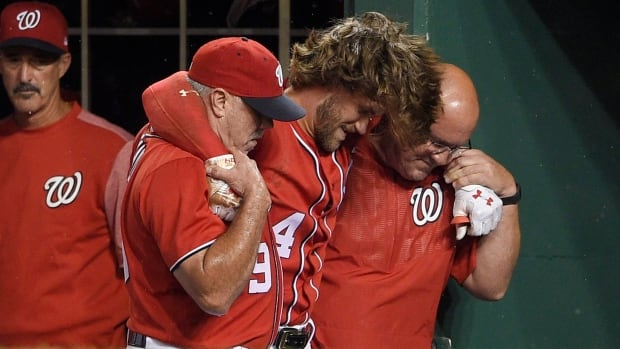 Bryce Harper Out Indefinitely, Suffers No Knee Damage