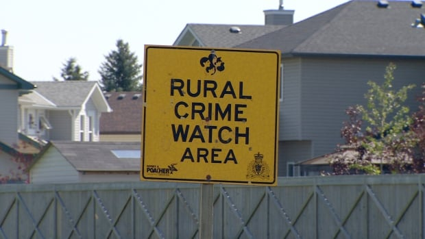 Members of Langdon Citizens On Patrol say they are concerned about a seeming rise in crime in the community southeast of Calgary.