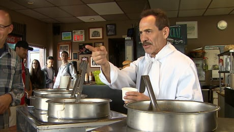 Soup Nazi in New Westminster
