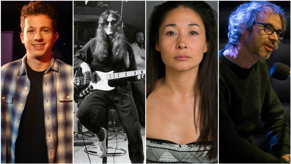 Today on q: singer Charlie Puth, Rush's Geddy Lee, Renellta Arluk and pianist James Rhodes.