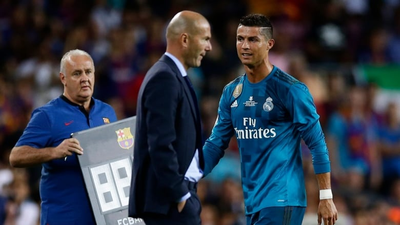 Cristiano Ronaldo banned 5 games after pushing referee  cbd080a9a