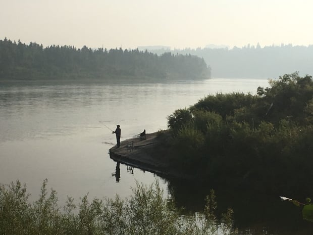 BC wildfire smoke prompts special air quality statement for Edmonton