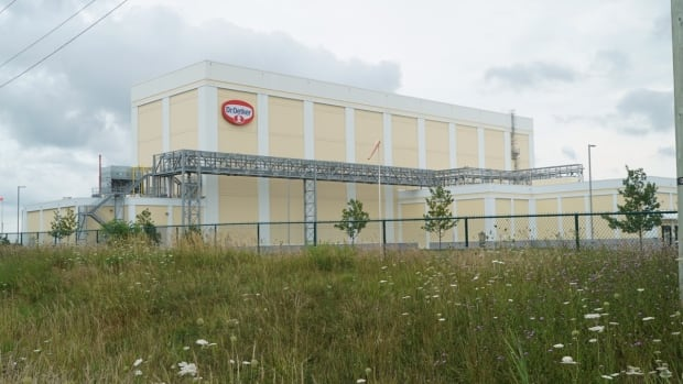 Dr. Oetker Shifts New Brunswick Production To London