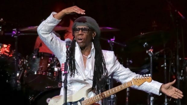 Nile Rodgers Hospitalized, Misses Toronto Show