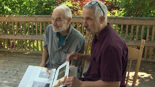 Jim Crooks and Carl Trickey, Saint John