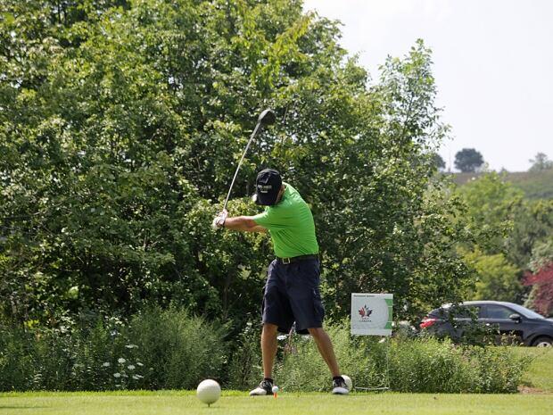 Canadian Blind Golf Championship