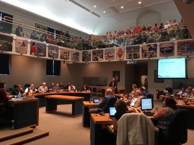 Fredericton City Council