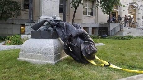 Confederate Monument Protest