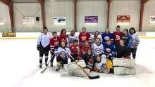 Kenora Women's Hockey League