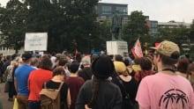 Cornwallis Charlottesville protest