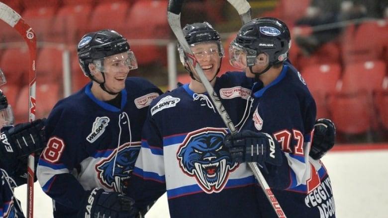 22709e69ba4 Full face protection mandatory in B.C. Junior B hockey next season ...