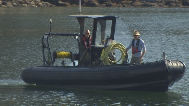 The city's new pilot service will come directly to boats in False Creek, allowing them to pump out their sewage.