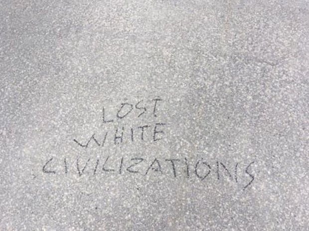 Lost White Civilizations