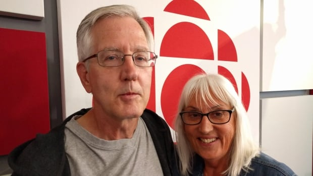 Gordon and Marilyn Andrusiak are encouraging people to learn CPR after two bystanders helped save Gordon's life in June.