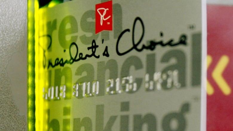 PC financial bank card